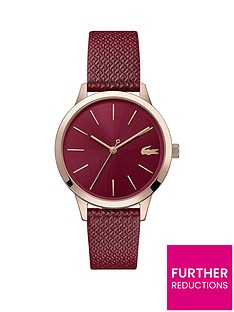 lacoste-lacoste-1212-dark-red-sunray-and-silver-detail-dial-dark-red-silicone-strap-ladies-watch
