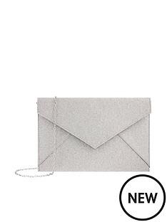 accessorize-lily-glitter-envelope-clutch-silver