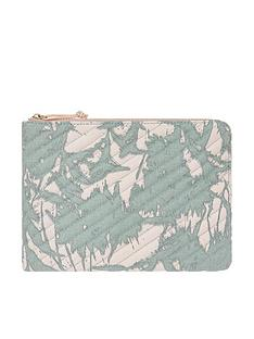 accessorize-palm-print-quilted-ipad-case-pastel