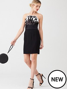 v-by-very-pleated-reversible-sequin-dress-black