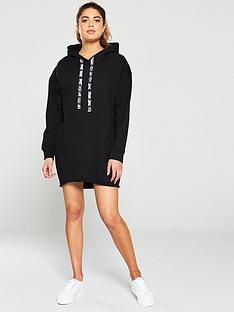 ugg-lucille-hoodie-dress-black