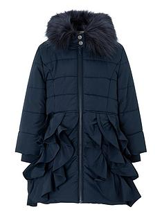 monsoon-girls-ella-padded-hooded-coat-with-detachable-collarnbsp--navy