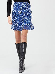 v-by-very-frill-hem-mini-skirt-blue-floralnbsp