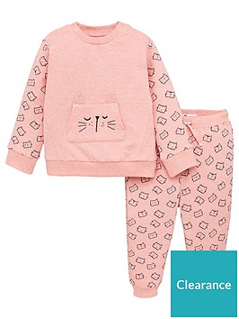 v-by-very-baby-girls-2-piece-cat-top-amp-jogger-outfit-pink