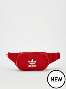adidas-essentials-waist-bag-rednbsp