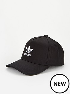 adidas-originals-trefoil-cap--blacknbsp