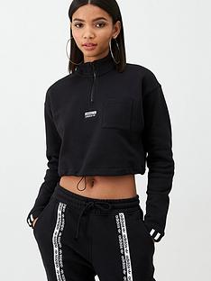adidas-originals-cropped-sweat-black