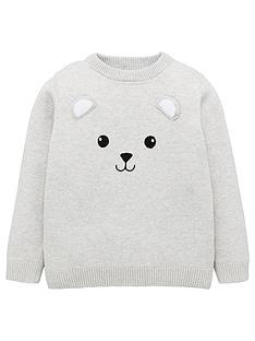 v-by-very-bear-jumper-grey