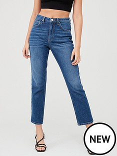 v-by-very-new-branley-slimstraight-jean-mid-washnbsp