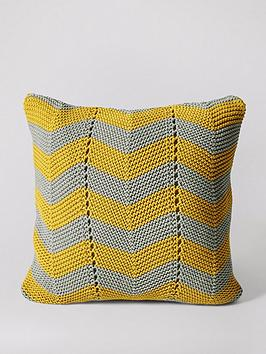 swoon-kaverinbspcotton-cushion-camel-and-grey