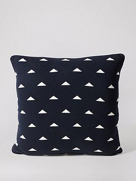 swoon-krishna-100-cotton-cushion-navy-and-white