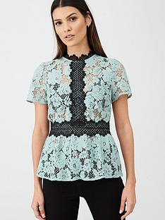 v-by-very-lace-contrast-detail-blouse