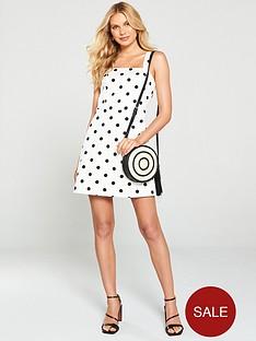 mango-polka-dot-pinafore-dress-white