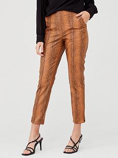 v-by-very-pu-snake-print-skinny-trousers-caramelnbsp