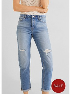 mango-relaxed-fit-jeans-medium-blue