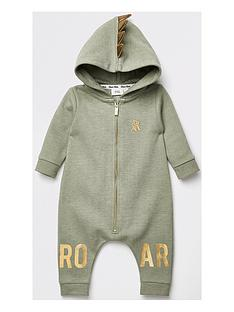 river-island-baby-baby-boys-roar-hooded-babygrow-khaki