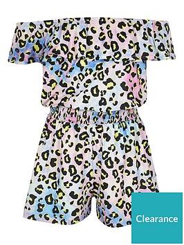 river-island-girls-tie-dye-leopard-print-bardot-playsuit-multi