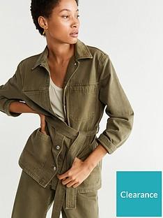 mango-denim-army-belted-jacket