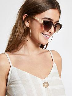 river-island-river-island-half-rim-tortoiseshell-sunglasses-brown