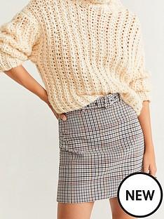 mango-check-skirts