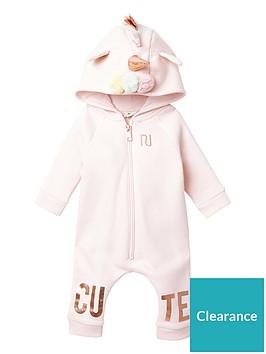 river-island-baby-baby-girls-unicorn-babygrow-pink