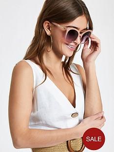 river-island-river-island-oversized-glam-sunglasses-pink