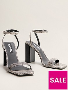 mango-square-toe-barely-there-sandals-grey