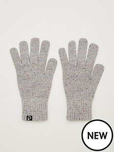 highgate-nep-knitted-gloves-grey