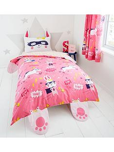 catherine-lansfield-super-bunny-single-duvet-cover-and-pillowcase-set