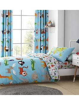 catherine-lansfield-animal-adventures-single-duvet-cover-and-pillowcase-set