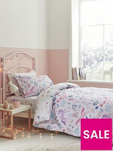 bianca-cottonsoft-woodland-unicorn-and-stars-duvet-cover-set