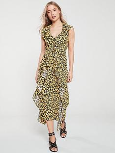 river-island-river-island-floral-ruffle-midi-dress-yellow