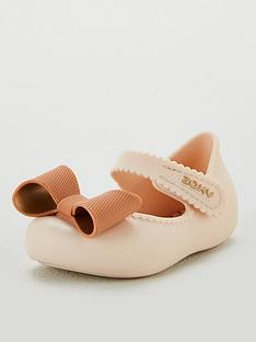 zaxy-baby-classic-bow-shoes-ivory