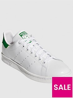 adidas-originals-stan-smith-whitegreennbsp