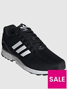 adidas-originals-zx-flux-trainers-blackwhite