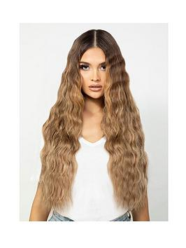 beauty-works-double-hair-set-beach-wave-22-inch-100-remy-hair