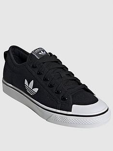 adidas-originals-nizza-trefoilnbsp-blacknbsp