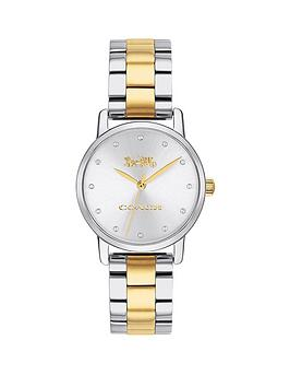 coach-coach-silver-sunray-and-gold-detail-dial-two-tone-stainless-steel-bracelet-ladies-watch