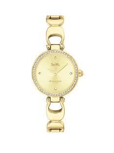 coach-coach-gold-sunray-crystal-set-dial-gold-stainless-steel-bracelet-ladies-cocktail-watch