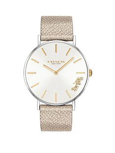 coach-coach-silver-and-gold-detail-dial-blush-leather-strap-ladies-watch