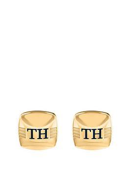 tommy-hilfiger-monogram-logo-cufflinks