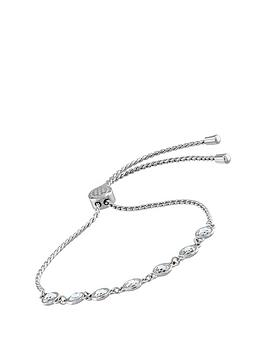 tommy-hilfiger-tommy-hilfiger-classic-silver-plated-and-cubic-zirconia-ladies-toggle-bracelet