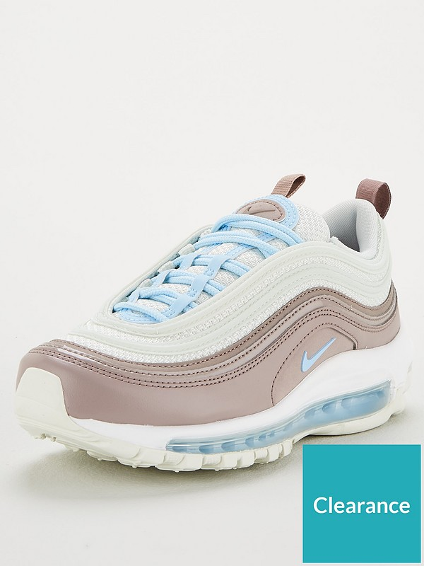 air max 97 blue and white