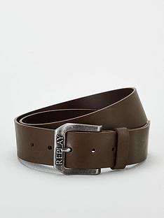 replay-leather-belt-brown