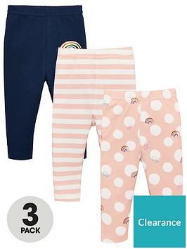 v-by-very-baby-girls-3-pack-spotrainbowneppy-leggings-multi