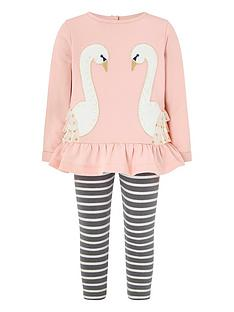 monsoon-baby-swan-sweat-set-pink
