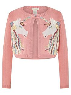 monsoon-starlight-unicorn-cardigan-pink