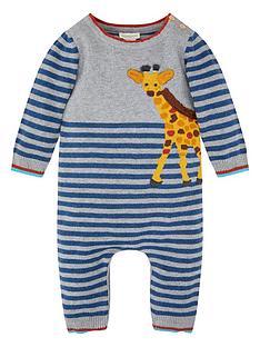 monsoon-baby-marlow-giraffe-sleepsuit-navy