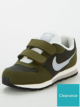 nike-md-runner-2-toddler-trainers-khakigrey
