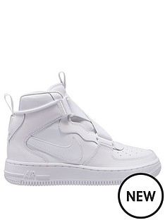 nike-air-force-1-highness-junior-trainers-white